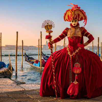 Ballet & Ball Gowns Photography workshop at the Venice Carnival
