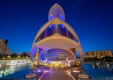 Architecture photography workshop in Valencia